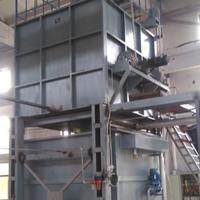 燃气式铝合金快速固溶炉 淬火炉