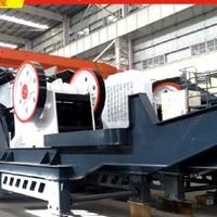 移动式河卵石制砂机生产线厂家