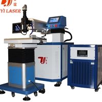 模具激光焊接机模具补焊金属零件点焊机