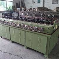 鋁管不銹鋼準確管棒校直機