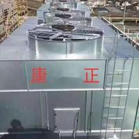 康正&正康明鋼板方形橫流式冷卻塔