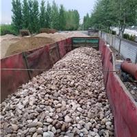水处理垫层专项使用鹅卵石滤料宏瑞直销净水滤料