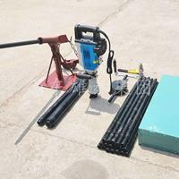 电动取土钻机无水型取样机