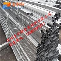 直销各种规格6063铝方管