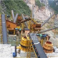 制砂生產線投資成本以及制砂機出料粒度