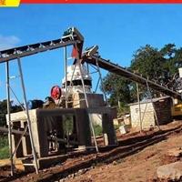 时产1000吨硅矿石破碎生产线价格