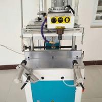 在浙江义乌市开门窗厂需要买哪几台机器