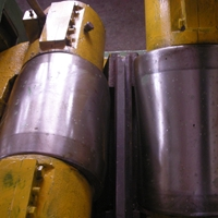 鋁棒兩輪矯直機 不銹鋼棒校直機