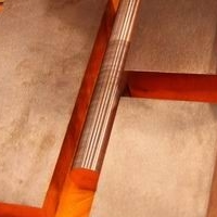 电较钨铜合金板70W30Cu