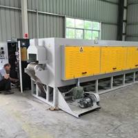 连续式网带铝合金制品加热炉 工业炉