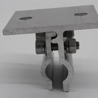 鋁鎂錳板夾具每平方用多少