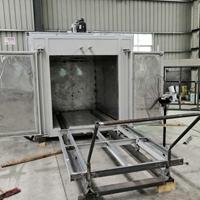 推车式铝合金时效炉 铝合金加硬炉