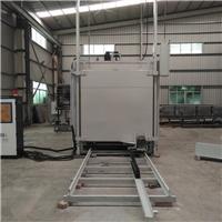 臺車式隧道式鋁合金加熱爐 退火爐工業