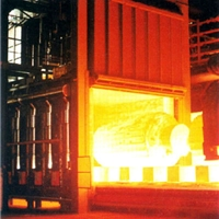 广东台车式燃气炉 燃气热处理炉