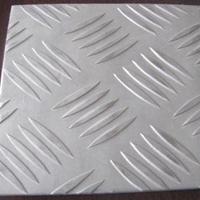 进口花纹铝板 广东5052五条筋铝板直销价