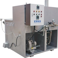 300KG燃气保温炉 铝合金熔化炉