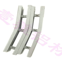 铝型材弯圆加工 铝型材加工