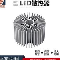 智高加工铝型材 来图定制铝合金车灯散热器