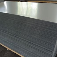 5754-O态拉伸铝板 5754铝合金材料
