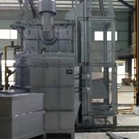 500KG集中熔化炉 无坩埚熔铝炉