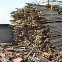 建筑木方回收专业收购库存二手木方单位