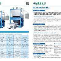 供应铝灰分离机铝灰处理设备炒灰机搓灰机
