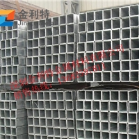 直销铝合金方管 6063铝方管