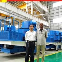 时产1000吨石头制砂生产线设备配置