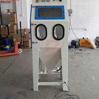 小型干式除銹手動噴砂機