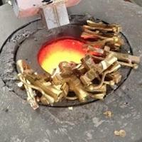 燃氣熔銅爐 500KG熔化爐