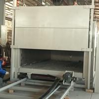 燃氣式鋁合金時效爐 臺車爐