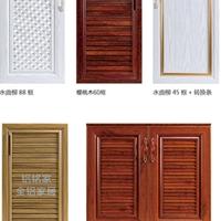 全鋁家居櫥柜門板 衣柜滑門 平開門