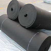 B1级橡塑板外观优雅贴铝箔橡塑板
