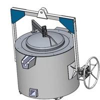 轉移式保溫爐 行吊式電熔爐