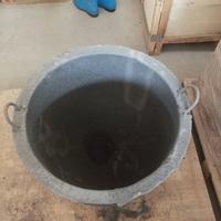 鉛爐坩堝 鐵鍋 鑄鐵坩堝