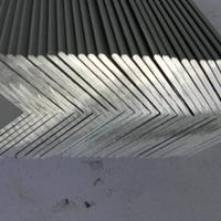 装饰用包边铝型材 L型角铝 彩色铝合金角铝