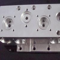 供应铝蜂窝板 6061打孔铝板加工
