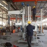 悬臂旋转式精炼除气机 铝水除气设备