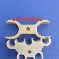氮化鋁陶瓷精加工 來圖定做導熱絕緣陶瓷