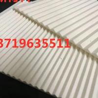 氧化铝陶瓷散热片 陶瓷板 带沟槽散热片