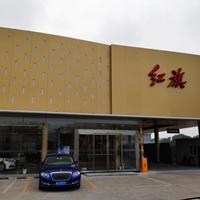 江西红旗4S店氟碳香槟金铝蜂窝板生产厂家