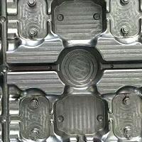 双面叶轮模具定制厂家 铝型板模具