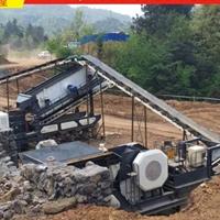 环保移动锤式制砂机粒型如何?价格多少