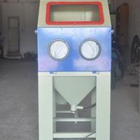箱式噴砂機手動噴砂機6050干式噴砂機