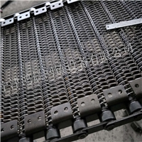 金屬大節距網鏈A金屬大節距網鏈定制