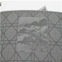 寧波藝術沖孔鋁單板-雕花鋁單板批量