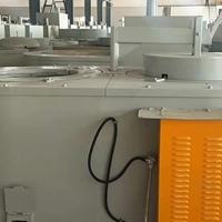 300KG联体熔炼保温炉 旋转式化铝炉