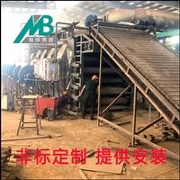 不銹鋼網帶烘干機 聚碳酸酯干燥設備 運行穩