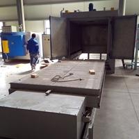 铸锭电阻炉 台车式电阻炉