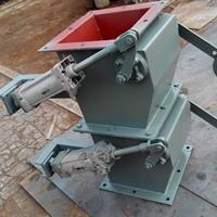 双层重锤卸灰阀图纸加工重锤卸灰阀材质